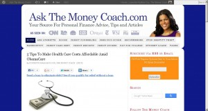 askthemoneycoach screen
