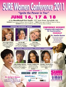 Sure Women Conference 2011